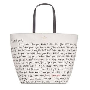 kate spade heart it penelope tote